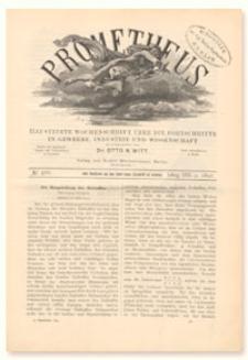 Prometheus : Illustrirte Wochenschrift über die Fortschritte in Gewerbe, Industrie und Wissenschaft. 8. Jahrgang, 1897, Nr 416