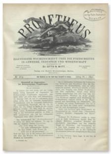 Prometheus : Illustrirte Wochenschrift über die Fortschritte in Gewerbe, Industrie und Wissenschaft. 9. Jahrgang, 1897, Nr 424