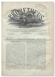 Prometheus : Illustrirte Wochenschrift über die Fortschritte in Gewerbe, Industrie und Wissenschaft. 9. Jahrgang, 1898, Nr 453