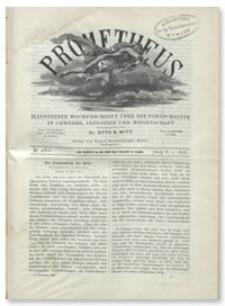 Prometheus : Illustrirte Wochenschrift über die Fortschritte in Gewerbe, Industrie und Wissenschaft. 10. Jahrgang, 1898, Nr 480