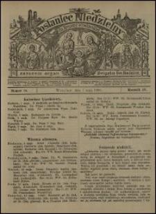 Posłaniec Niedzielny dla Dyecezyi Wrocławskiej. R. 4, 1898, nr 18