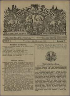 Posłaniec Niedzielny dla Dyecezyi Wrocławskiej. R. 5, 1899, nr 4