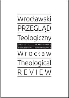Wrocławski Przegląd Teologiczny. R. 28 (2020), nr 2