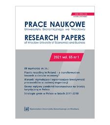 Strategie gmin w Polsce w latach 2011-2018. Perspektywa podejść do strategii