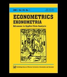 A proposal of data – driven method for determining the weights of composite indicators