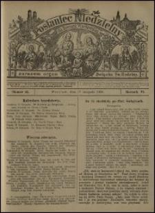 Posłaniec Niedzielny dla Dyecezyi Wrocławskiej. R. 6, 1900, nr 46