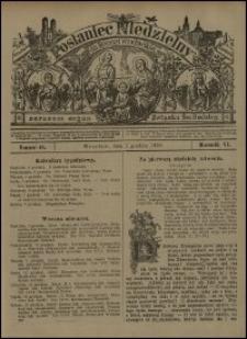 Posłaniec Niedzielny dla Dyecezyi Wrocławskiej. R. 6, 1900, nr 48