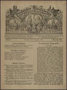 Posłaniec Niedzielny dla Dyecezyi Wrocławskiej. R. 7, 1901, nr 22
