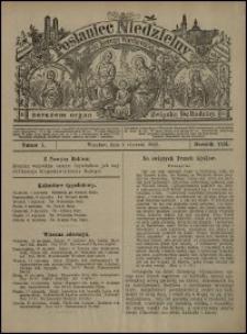 Posłaniec Niedzielny dla Dyecezyi Wrocławskiej. R. 8, 1902, nr 3