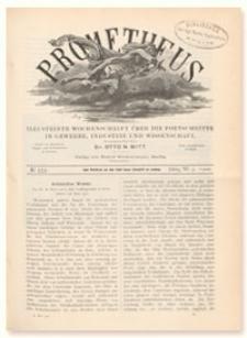 Prometheus : Illustrirte Wochenschrift über die Fortschritte in Gewerbe, Industrie und Wissenschaft. 11. Jahrgang, 1900, Nr 555