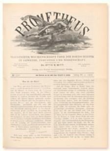 Prometheus : Illustrirte Wochenschrift über die Fortschritte in Gewerbe, Industrie und Wissenschaft. 11. Jahrgang, 1900, Nr 556
