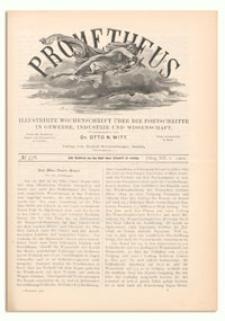 Prometheus : Illustrirte Wochenschrift über die Fortschritte in Gewerbe, Industrie und Wissenschaft. 12. Jahrgang, 1900, Nr 578