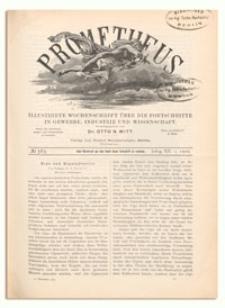 Prometheus : Illustrirte Wochenschrift über die Fortschritte in Gewerbe, Industrie und Wissenschaft. 12. Jahrgang, 1900, Nr 583