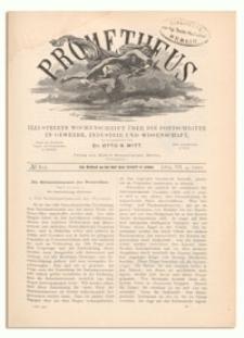 Prometheus : Illustrirte Wochenschrift über die Fortschritte in Gewerbe, Industrie und Wissenschaft. 12. Jahrgang, 1901, Nr 612