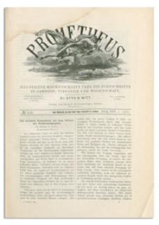 Prometheus : Illustrirte Wochenschrift über die Fortschritte in Gewerbe, Industrie und Wissenschaft. 13. Jahrgang, 1901, Nr 626