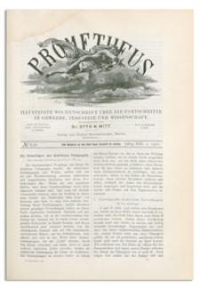 Prometheus : Illustrirte Wochenschrift über die Fortschritte in Gewerbe, Industrie und Wissenschaft. 13. Jahrgang, 1901, Nr 636