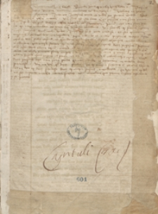 [Zbiór listów, mów i kazań odnoszących się częściowo do Polski z lat 1426-1484 oraz wypisy z autorów antycznych i inne materiały]
