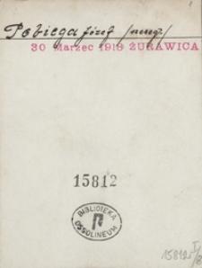 [Legiony Polskie. Kartoteka legionistów internowanych w 1918 r. na Węgrzech i w Polsce. Pudło 8: Lit. Po-Sę]