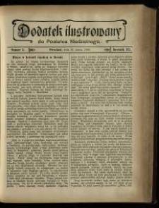 Dodatek Ilustrowany do Posłańca Niedzielnego. R. 3 (1906), nr 3