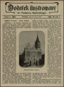 Dodatek Ilustrowany do Posłańca Niedzielnego. R. 5 (1908), nr 3