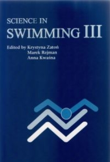 Science in swimming. 3