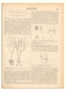 Nature : a Weekly Illustrated Journal of Science. Volume 6, 1872 September 19, [No. 151]