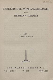 Preussische Königsschlösser