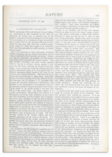 Nature : a Weekly Illustrated Journal of Science. Volume 16, 1877 July 26, [No. 404]