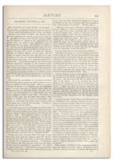 Nature : a Weekly Illustrated Journal of Science. Volume 24, 1881 October 13, [No. 624]