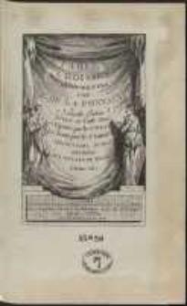 Fables Choisies, Mises En Vers [...]. T. 3