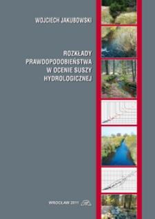 Rozkłady prawdopodobieństwa w ocenie suszy hydrologicznej
