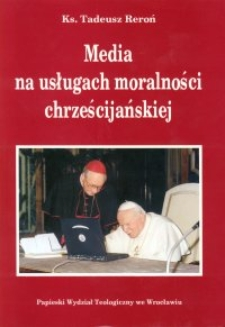 Media na usługach moralności chrześcijańskiej