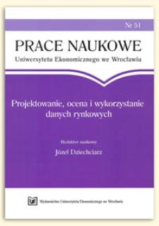Wybrane teoretyczne i praktyczne aspekty metodologii badań jakościowych. Prace Naukowe Uniwersytetu Ekonomicznego we Wrocławiu, 2009, Nr 51, s. 46-75