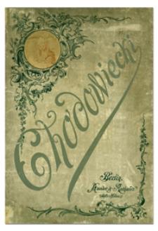Aus Daniel Chodowiecki's Künstlermappe : 98 Handzeichnungen und Aquarelle in Facsimiledruck nach den Originalen im Besitze des Herrn J. C. D. Hebich in Hamburg : mit kurzem biographischen Abriss