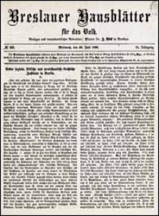Breslauer Hausblätter für das Volk. Jg. 6, Nr. 64 (1868)