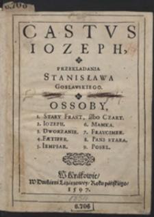 Castus Ioseph