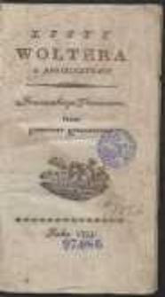 Listy Woltera O Angielczykach […]