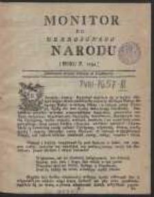 Monitor Do Uzbrojonego Narodu Roku P. 1794