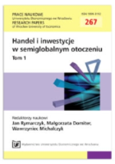Rozwój korporacji transnarodowych na przykładzie Amazon.com. Prace Naukowe Uniwersytetu Ekonomicznego we Wrocławiu = Research Papers of Wrocław University of Economics, 2012, Nr 267, T. 1, s. 121-129