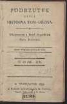Podrzutek Czyli Historya Tom-Dżona […]. T. 2