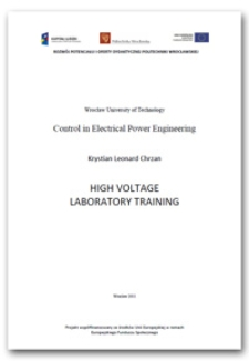 High voltage laboratory training