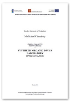 Synthetic organic drugs laboratory : drug analysis