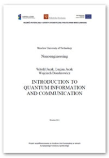 Introduction to quantum information and communication