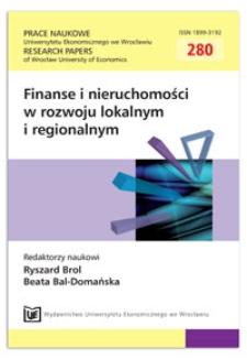 Pozyskiwanie środków Europejskiego Funduszu Rozwoju Regionalnego przez Karkonoski Park Narodowy w latach 2009-2011 na realizację współpracy transgranicznej. Prace Naukowe Uniwersytetu Ekonomicznego we Wrocławiu = Research Papers of Wrocław University of Economics, 2013, Nr 280, s. 67-74