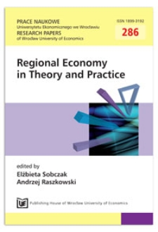The concept of regional strategy of smart specjalization. Research Papers of Wrocław University of Economics, 2013, Nr 286, s. 27-34