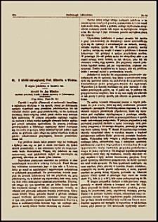 O użyciu jodoformu w leczeniu ran, Przegląd Lekarski, 1881, R. 20, nr 43, s. 564-565