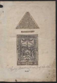 Di Lucio Vitruvio Pollione de Architectura Libri Dece traducti de latino in Vulgare […]