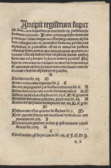 Sermones de praeservatione hominis a peccato, seu Quadragesimale