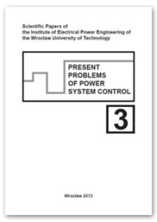 Present problems of power system control. 3