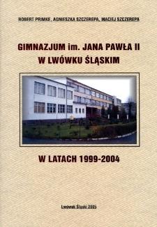 Gimnazjum im. Jana Pawła II w Lwówku Śląskim